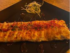 Bacon omlet