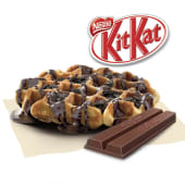 Gofre Kit Kat