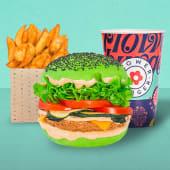 Jungle Burger Meal