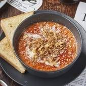 Томатний крем-суп (390г)