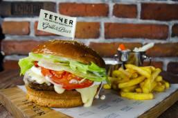 Camembert Burger (450/100/50г)