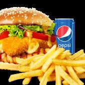Meniu Cheesyburger
