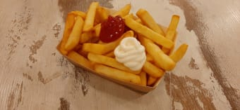 Patatine fritte 220 gr