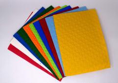 Foamy Labrado A4 Colores Pqtx10Unid