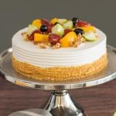 Pastel Frutas