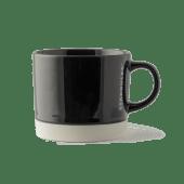 Kubek ceramiczny Block czarny 11 oz