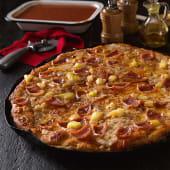 Pizza hawaiana personal (30 cm.)