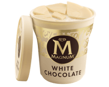 Magnum White Chocolate 440ml