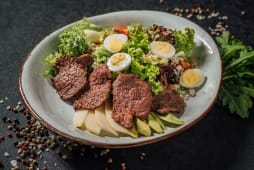 Корисний салат від posEATive з телятиною (260г)