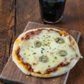 Promo pizza individual