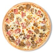 Pizza carbonara (pequeña)