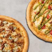 Menu 2 Pizzas Grandes Premium