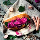 Tartar Hot Dog