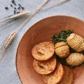 Rolo de Peru c/ Pesto de pimentos vermelhos