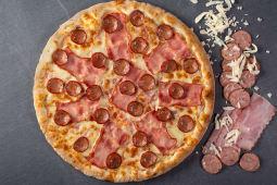 Pizza Gurmand Ø 25cm