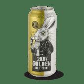 Cerveza Golden 20.07 (473 ml.)