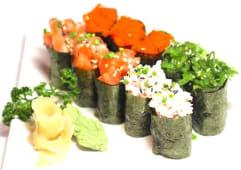 Gunkan Sushi Misto