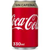 Coca-Cola sin Cafeína (33cl)