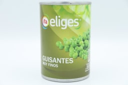 Guisantes Finos Eliges (250 g.)