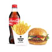Чізбургер де люкс меню