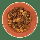 Pollo salteado con lemongrass
