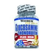 Weider Glusamine Chondroitin + MSM