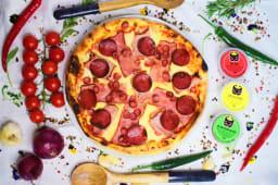 Pizza Canibale Supreme