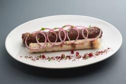 Люля-кебаб з баранини (150/50/30г)