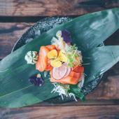 Sashimi Salmon (6 Unid.)