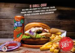 Burger Grill QRA!