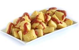 Patatas bravas (grandes)