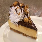 Cheesecake de Cookie Dough (porción)