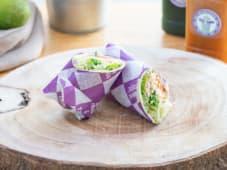 Wrap Quinoa Roll