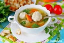 Суп на бульйоні (300г)