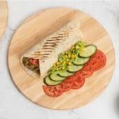 Classic tortilla kebab - juneći