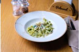 Зелена паста зі шпинатом (250г)