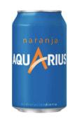 Aquarius Naranja (33cl)