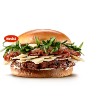 Parmigiano burger