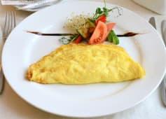Омлет з двох яєць (130г)