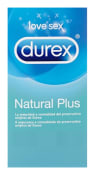 Durex Natural Plus preservativos