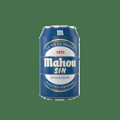 Mahou Sin - Lata 33cl.
