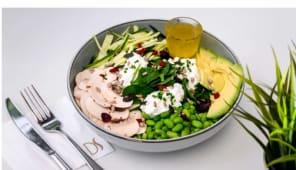 Green Veggie Bowl