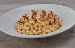 Twisted Mac, Chicken and Cheese