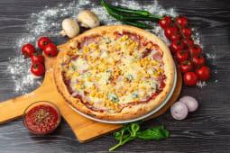 Pizza Quattro Formaggi extra medie