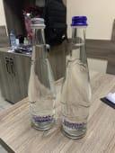 "Вода ""Карпатська джерельна"" газована (у склі)"