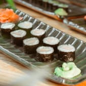 Mantequilla maki (8 piezas)