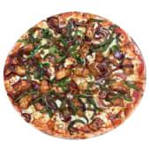 Smoked Paneer Pizza