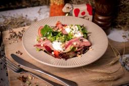 Салат з прошутто (150г)