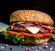 Meniu MCA burger