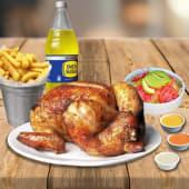 Pollo + Gaseosa